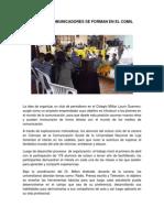 Reportajes Club de Periodismo y Seguridad. Autor PILOZO JONATHAN