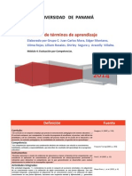 Glosario de Términos de Aprendizaje_U_Panamá