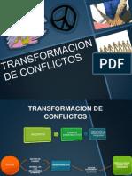 Transformacion de Conflictos