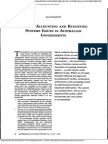 Accrual Accounting and Budgeting Issues in Australian Government