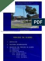 Clase 1 Periodo de Diseño_2007_1