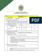 Syllabus Practicum b.ec