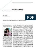 My Communication Story - Kate Norton - Living With Ataxia