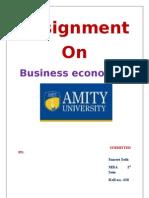 demand forecasting best report