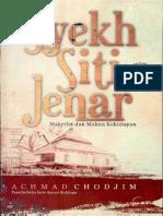 056 Syekh Siti Jenar- Makrifat Dan Makna Kehidupan Oleh Achmad Chodjim [Www.pustaka78.Com]