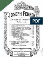 Brises DEspagne - Joseph Ferrer