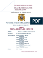Teoria General de Sistemas 090611071800 Phpapp02