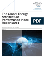 Accenture Global Energy Architecture Performance Index Report 2014
