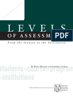 Www.aacu.Org PDF Levelsofassessment
