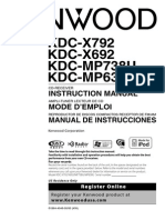 Kenwood Deck Manual