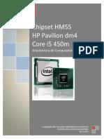 Chipset HM55