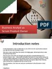 businessanalystasproductowner22june09-090703094957-phpapp02