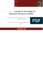 AASHTO Guide for the Design of Pavement Structures (1993)