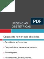 urgencias obstetricas