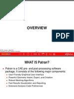 2) Patran Overview