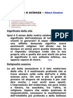 (eBook - ITA - SAGG) Einstein, Albert - Religione e Scienza (DOC)