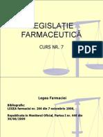 LEGISLATIE C7-C8 2012-2013