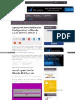 Www Unixmen Com Openldap Installation Configuration Ubuntu 1