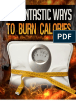 45 Fantastic Ways to Burn Calories