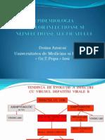 EPIDEMIOLOGIA BOLILOR FICATULUI