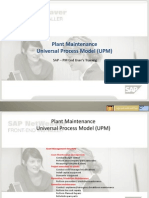 02_SAP PM Plant Maintenance Universal Process Model
