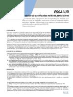 AL Analisis Legal 08.02 Certificados Medicos