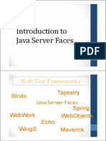 3. Introduction to Java Server Faces