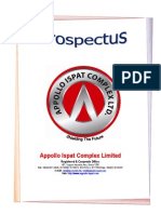 Appollo Ispat Complex Ltd