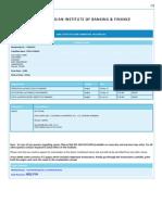 Iibf Admit Card 510091939