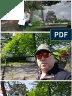 II  El Castillo Gujō Hachiman y el Castillo de Sunomata en Gifu Japón por Francisco Barberá