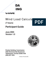 0 MATERIALS Wind Load Calc Participant Guide