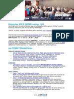 Enterprise APP & MDM Evolution 2014 - Media Center