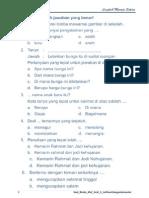 Soal Bindo Kls2 Sm2 3 LatihanUlanganSemester