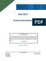 CM9015 Product Descriptions