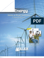 Wind Energy - Safety at Height Solutions - Products and Services