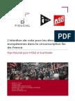112264 - I TELE Sud Radio - Rapport