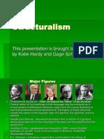 2 Structuralism Presentation
