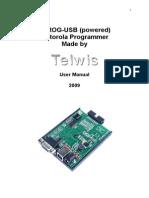Xprog USB User Manual