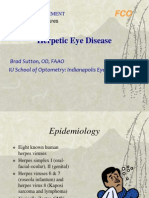 2012 Sutton Herpetic Eye Disease