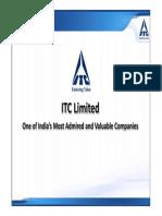 ITC Corporate Presentation - Century