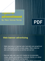 Types of Adverstiment
