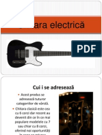 Chitara electrică