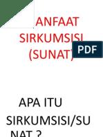 MANFAAT SIRKUMSISI PPT
