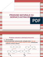 produse naturale cu derivati antracenici
