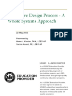 Integrative Design a Whole Systems Approach