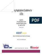Led Lighting Apps Guide 2002