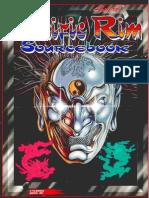 CP3311 - Cyberpunk 2020 - Pacific Rim Sourcebook (1994)