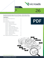 Roadworthiness Requirements AU