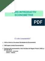 E1 _econometrie