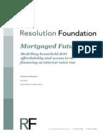 Mortgaged Future